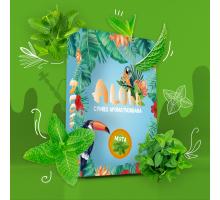 Безникотиновая Смесь Aloha Mint (Алоха Мята) 100 грамм