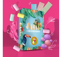 Безникотиновая Смесь Aloha Gum (Алоха Жвачка) 100 грамм