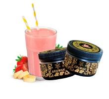 Табак для кальяна Arawak Banana Strawberry Smoothie (Банан Клубника Смузи) 100 грамм