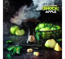Табак для кальяна Black Burn Apple Shock (Кислое Яблоко) 100 грамм