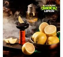 Табак для кальяна Black Burn Lemon Shock (Кислый Лимон) 100 грамм