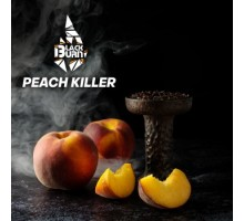 Табак для кальяна Black Burn Peach Killer (Бёрн Блек Спелый Персик) 100 грамм
