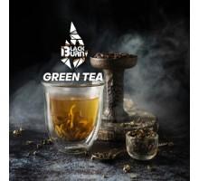 Табак для кальяна Black Burn Green Tea (Берн Блэк Зеленый Чай) 100 грамм