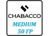 Чайная смесь Chabacco Medium (Чабако Медиум), 50 грамм