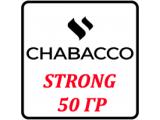 Чайная смесь Chabacco Strong (Чабако Крепкий), 50 грамм