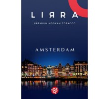 Табак для кальяна Lirra Amsterdam/ Амстердам 50 грамм
