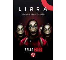 Табак для кальяна Lirra Bella Ciao/ Белла Чао 50 грамм