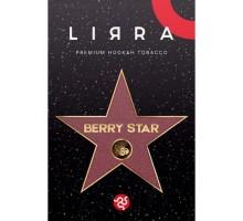 Табак для кальяна Lirra Berry Star/ Ягода Стар 50 грамм