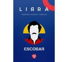 Табак для кальяна Lirra Escobar/ Эскобар 50 грамм