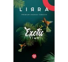 Табак для кальяна Lirra Exotic Time/ Экзотик Тайм 50 грамм