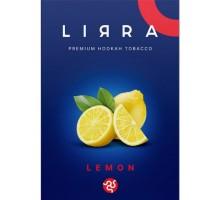 Табак для кальяна Lirra Lemon/ Лимон 50 грамм