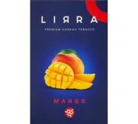 Табак для кальяна Lirra Mango/ Манго 50 грамм