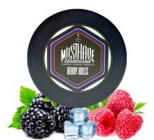 Табак для кальяна Must Have Berry Holls (Merry Holls) (Ягода Леденец) 125 гр