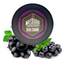 Табак для кальяна Must Have Black Currant (Черная Смородина) 125 гр
