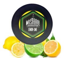 Табак для кальяна Must Have Lemon Lime (Leime) (Лимон Лайм) 125 гр