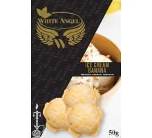 Табак для кальяна White Angel Ice Cream Banana (Лед Крем Банан) 50 грамм