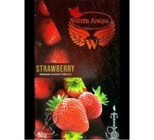 Табак для кальяна White Angel Strawberry (Белый Ангел Клубника) 50 грамм