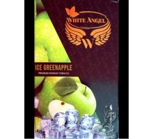 Табак для кальяна White Angel Ice Green Apple (Белый Ангел Зеленое Яблоко Лед) 50 грамм