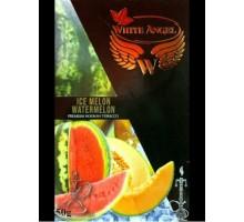 Табак для кальяна White Angel Ice Melon Watermelon (Белый Ангел Арбуз Дыня Лёд) 50 грамм