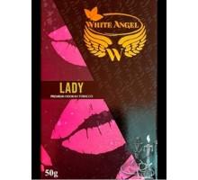 Табак для кальяна White Angel Lady (Белый Ангел Леди) 50 грамм