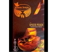 Табак для кальяна White Angel Spiced Peach (Белый Ангел Жаренный Персик) 50 грамм