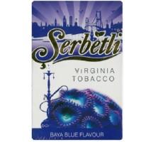 Табак для кальяна Serbetli Baya Blue / Бая Блю 50 грамм