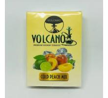 Табак для кальяна Volcano Cold Peach Mix  /  Холодный Персик  Микс  50 грамм