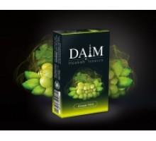 Табак для кальяна Daim Grape Mint / Виноград Мята  50 грамм