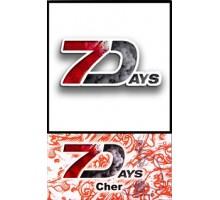 Табак для кальяна 7 Days Cher 50 грамм