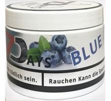 Табак для кальяна 7 Days Blue / Черника 200 грамм