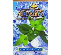 Табак для кальяна Adalya Strong Menthol / Сильный ментол 50 грамм