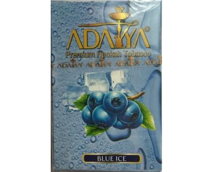 Табак для кальяна Adalya Blue Ice / Ледяная Черника 50 грамм