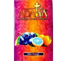 Табак для кальяна Adalya Blue Orange / Апельсин черника 50 грамм