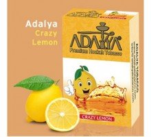 Табак для кальяна Adalya Crazy Lemon 50 грамм