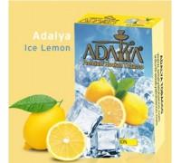 Табак для кальяна Adalya Ice Lemon / Ледяной лимон 50 грамм
