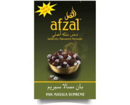 Табак для кальяна Afzal Pan Masala Supreme / Пан Масала Супрем 50 грамм (срок годности истек)