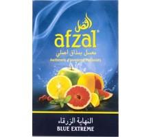 Табак для кальяна Afzal  Blue Extreme / Синий Экстрим 50 грамм
