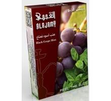 Табак для кальяна Al Ajamy Classic Black Grape Mint / Черный виноград мята 50 грамм