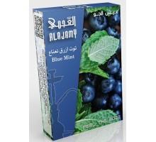 Табак для кальяна Al Ajamy Classic Blue Mint / Черника мята  50 грамм