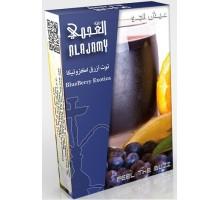 Табак для кальяна Al Ajamy Classic Blueberry Exotica / Синяя Экзотика 50 грамм