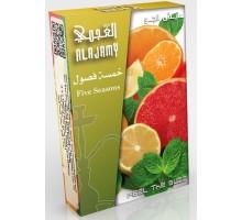 Табак для кальяна Al Ajamy Classic Five Seasons / Пять сезонов 50 грамм
