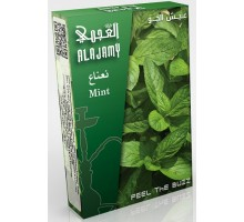 Табак для кальяна Al Ajamy Classic Al Ajamy Mint / Мята 50 грамм