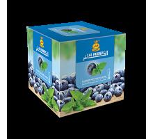 Табак для кальяна Al Fakher Blueberry with mint / Черника мята 1 кг
