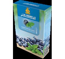 Табак для кальяна Al Fakher Blueberry with mint / Черника с мятой 50 грамм
