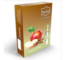 Табак для кальяна Al Waha Apple Cinnamon / Яблоко корица 50 грамм