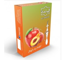 Табак для кальяна Al Waha Apple Peach / Яблоко персик 50 грамм