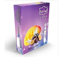 Табак для кальяна Al Waha Blue Fusion 50 грамм