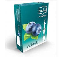 Табак для кальяна Al Waha Blue Mint / Черника мята 50 грамм
