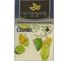 Табак для кальяна Al Fakhamah Citrus / Цитрус 50 грамм (срок годности истек)