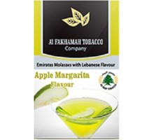 Табак для кальяна Al Fakhamah Apple Margarita / Яблочная маргарита 50 грамм (срок годности истек)
